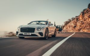 All-New Bentley Continental GTC Unveiled At LA Auto Show