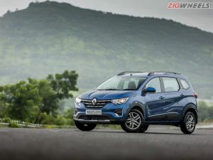 Renault Triber AMT Slow And Steady Wins The Race