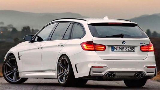 BMW Could Build Wagon Version Of Next M3