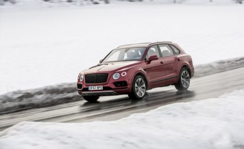 2019 Bentley Bentayga V-8 Driven: Fewer Cylinders but More Character