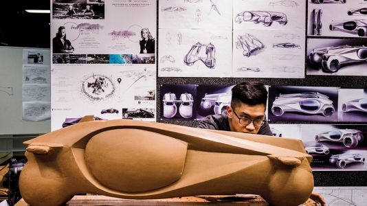 Clay Modeling Is Still At The Heart Of Industrial Design