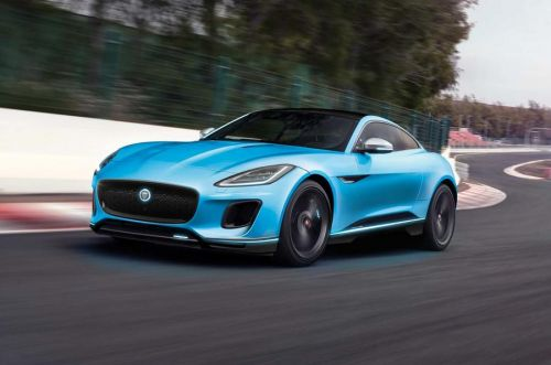 Next-Gen Jaguar F-Type Could Feature All-Electric Variant