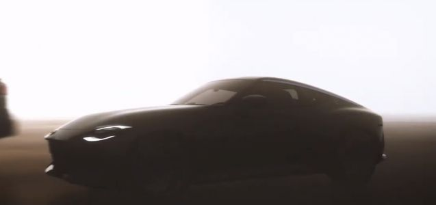 New Nissan '400Z' Teased In Official Clip