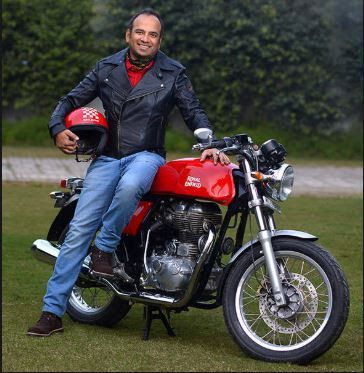 Rudratej Singh steps down as president of Royal Enfield. Lalit Malik, the new COO