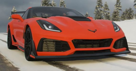 Corvette ZR1 Among New Cars In Forza Horizon 4's December Pass