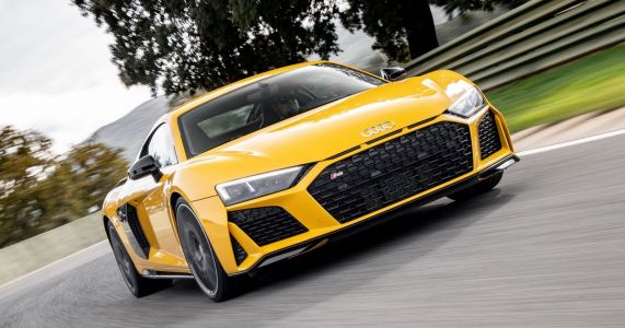 2019 Audi R8 Review: The Last Of The V10 Breed Is A Supercar Hero