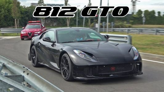 Ferrari 812 'GTO' To Pack 865 HP and Rev To 10,000 RPM