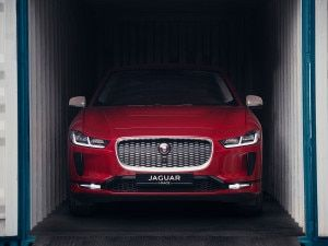 The First Jaguar I-Pace Lands In India Hinting At An Imminent Launch