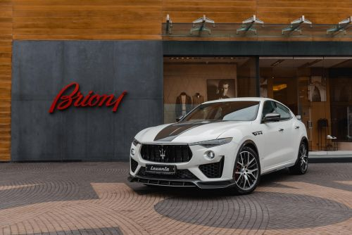 Larte Design Offer Carbon-Filled Shtorm GT Body Kit For The Maserati Levante