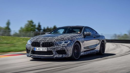 BMW M8 Range Getting New 'M Mode' and Updated Braking System