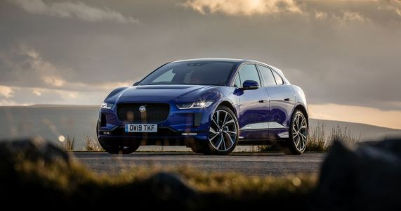 What It's Like To Live With The All-Electirc Jaguar I-Pace