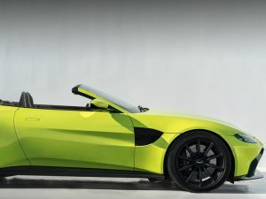 Aston Martin Vantage Roadster Confirmed For 2019 Launch
