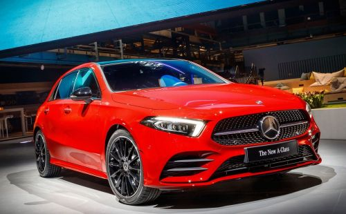 Mercedes-AMG A35 To Reportedly Get 335 HP Plus Electric Compressor