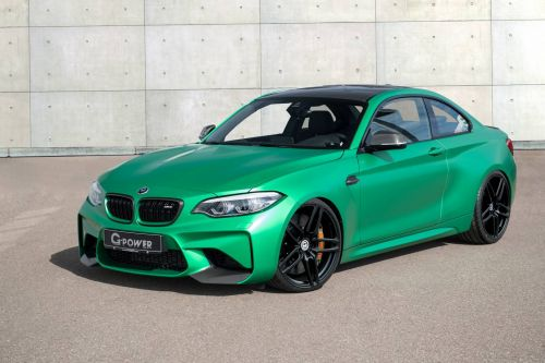 G-Power BMW M2 Produces 500HP From N55 Powerplant