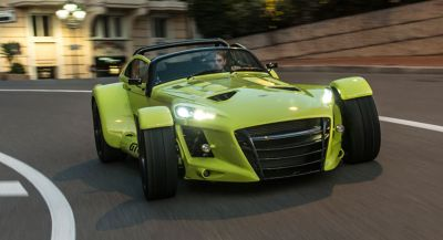 Donkervoort's New D8 GTO-RS Is Holland's Greatest Sports Car