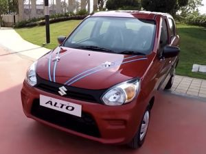 2019 Maruti Alto 800 Gets Safety And Cosmetic Updates