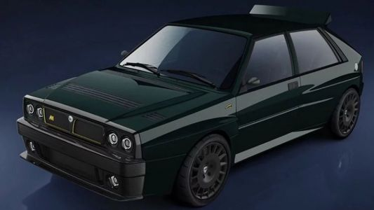 Automobili Amos Wants To Bring The Original Lancia Delta Integrale To The Modern World