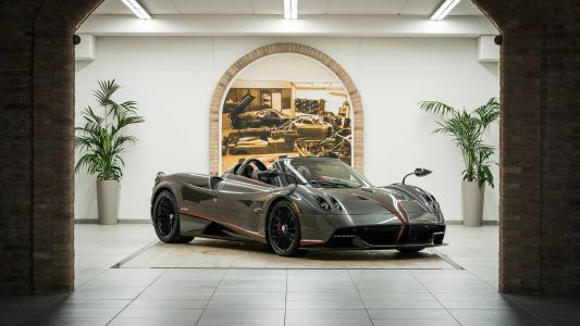You Can Lease A Pagani Huayra Roadster For R310,000 A Month