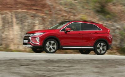 2018 Mitsubishi Eclipse Cross First Drive: Stand Down DSM Fans, It's a Crossover