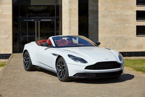 Aston Martin Reveals Two Bespoke DB11's From Q Department