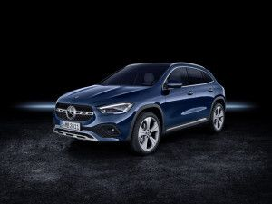 Mercedes-Benz Unveils The 2020 GLA SUV Globally