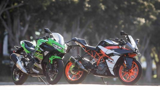 Which Small Sportbike Should You Buy In 2018?