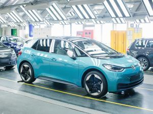 Volkswagen Begins Production Of ID3 Electric Vehicle At Zwickau Plant