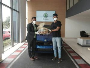 Skoda Delivers First Octavia RS245 Unit In Goa