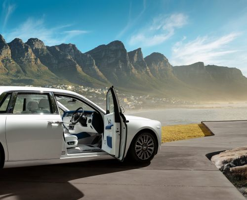 One-of-One 'Mahlangu' Rolls-Royce Phantom Revealed In South Africa