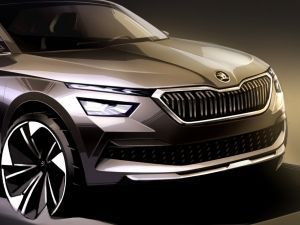 Skoda Kamiq SUV Interior Revealed Similar Setup To Come To India