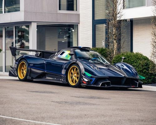 The First Road Legal Pagani Zonda Revolucion Is Here