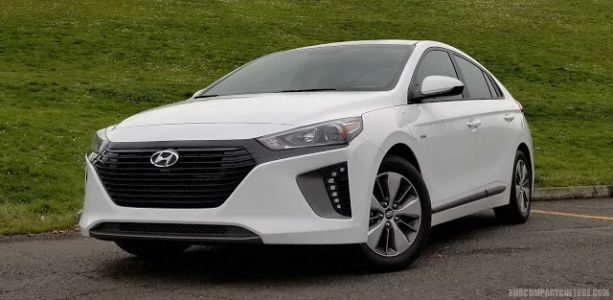 Review: 2018 Hyundai Ioniq Plug-In Hybrid