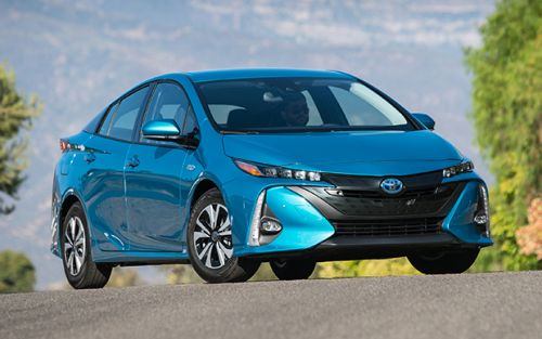 New 2020 Version of Prius Prime Seats Five Passengers