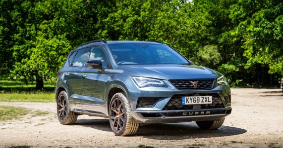 I'm Sick Of Explaining What A 'Cupra' Ateca Is To People