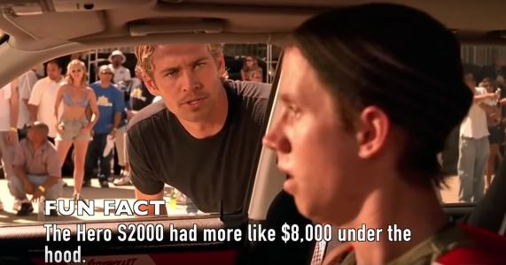 Remember The '$100k' S2000 Engine In Fast And Furious? It Was Worth $8k