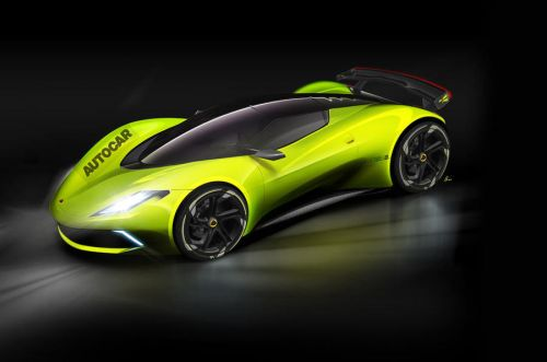 Williams and Lotus Partner To Develop Hypercar 'Omega'