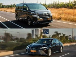Toyota Camry Vellfire Hybrid Get Extended Warranty Packages On Their Batteries