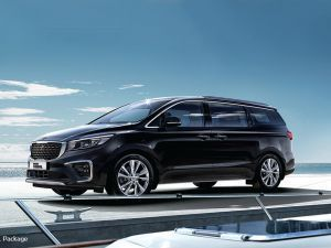 Kia Motors To Launch Carnival MPV And Stonic-based SUV In India Next