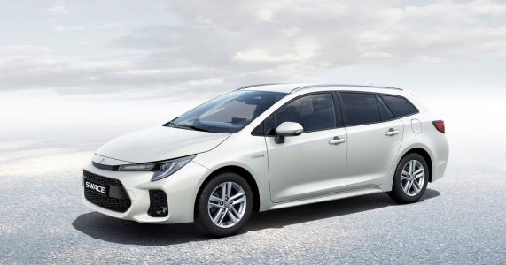 Suzuki's Badge Engineered Toyota Corolla Is Called The 'Swace'