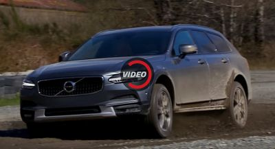 Stop Buying SUVs And Get A Volvo V90 Cross Country Already