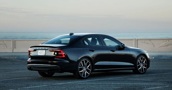 Volvo S60 Polestar Engineered Review: The Unconventional Sports Saloon