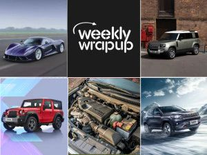 Top Car News India Maruti 15-litre Diesel Comeback 2021 Jeep Compass And Land Rover Defender Plug-In Hybrid Bookings Mahindra Thar Accessories More