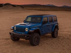 Production-spec 2021 Jeep Wrangler Rubicon 392 Unveiled Packs In A Stomping 64-litre V8