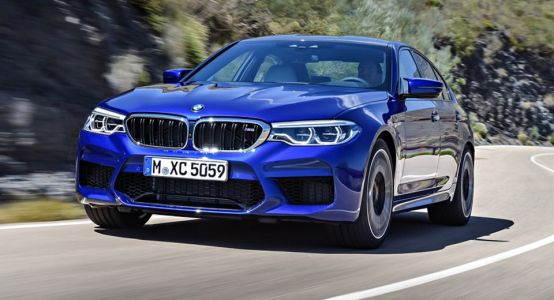 Leaked Options List Confirms $102,600 Price For 2018 BMW M5