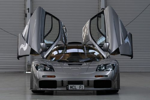 McLaren F1 LM-Specification Sells For R305 Million