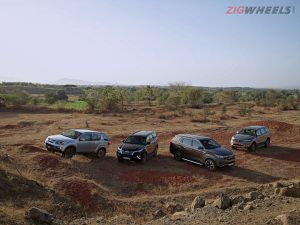 Endeavour vs Fortuner vs Alturas G4 vs MU-X Comparison Review