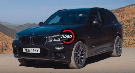 Can The BMW X3 Tackle Morocco's Tough Conditions?