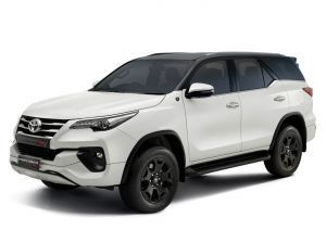 Toyota Fortuner TRD Sportivo Launched At Rs 3385 Lakh