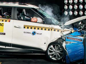 The Made-In-India Mahindra XUV300 Becomes First Car In Africa To Score Five Stars In Global NCAP Crash Test