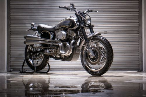 BCR Project Bikes: Adventure on the Horizon | Building the Harley Davidson American Scrambler